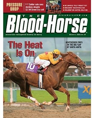 The Blood-Horse: 03/08/2008 issue