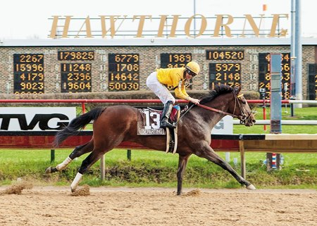 Hawthorne Race Results