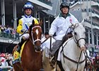 Golden Soul finished second in Kentucky Derby 139.
