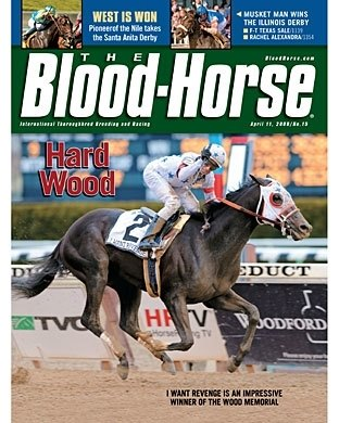 The Blood-Horse: 04/11/2009 issue