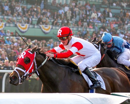 Furthest Land also went from claimer to Breeders' Cup Champion. He was a $35,000 claim for Ken Ramsey in the 9th race at Belmont Park on October 24, 2008.
