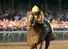 Reigning Horse of the Year Curlin is back to his winning ways in taking the Woodward.