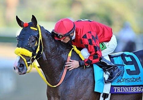 Trinniberg Posse To Shuttle To Uruguay Bloodhorse