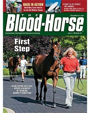 The Blood-Horse: 7/3/2010 issue