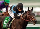 Shared Belief is the heavy favorite for the Santa Anita Handicap.