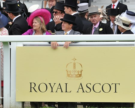 Royal Ascot holds high fashion, big racing, and of course royalty. View sights and races, in no particular order, during the 2013 race meet.