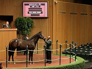 Keeneland Sale Ends Successful First Week