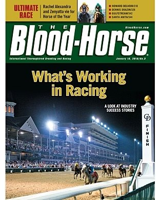 The Blood-Horse: 1/16/2010 issue