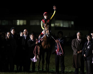 Orfevre Retirement Ceremony