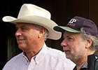 D. Wayne Lukas and Steve Haskin.