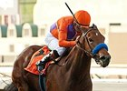 Baffert Double Tough in Eight Belles