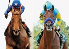 Dortmund and American Pharoah