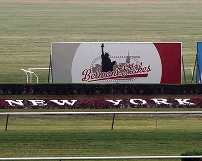 The Triple Crown moved to New York for the Belmont Stakes.