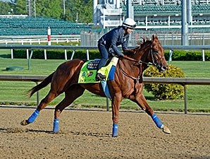 Dortmund at Churchill Downs 4.28.15.