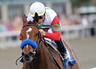 "Franny Freud cruises to victory in the Beaumont.<br><a target=""blank"" href=""http://www.bloodhorse.com/horse-racing/photo-store?ref=http%3A%2F%2Fpictopia.com%2Fperl%2Fgal%3Fprovider_id%3D368%26ptp_photo_id%3D8881697%26ref%3Dstory"">Order This Photo</a>"
