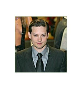 Actor Tobey Maguire, among the presenters at Eclipse Awards dinner.