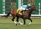 Mandurah broke the World Record for One Mile on Turf, covering the distance at Monmouth Park in Oceanport, New Jersey in 1:31.23.