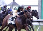 "Edgar Prado wins the Vinery Madison on Mary Delaney, Wednesday at Keeneland.<br><a target=""blank"" href=""http://www.bloodhorse.com/horse-racing/photo-store?ref=http%3A%2F%2Fpictopia.com%2Fperl%2Fgal%3Fprovider_id%3D368%26ptp_photo_id%3D998279%26ref%3Dstory"">Order This Photo</a>"