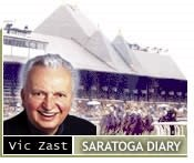 Saratoga Diary: A Preference for Pink and Green