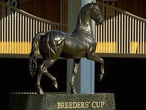 Record 184 Horses Pre-Entered for BC