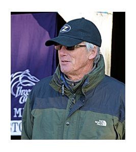 Breeders' Cup 2011 is a much calmer affair for John Shirreffs.
