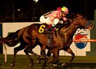 "Midnight Interlude outfights Surrey Star to win the Tsunami Slew Stakes.<br><a target=""blank"" href=""http://www.bloodhorse.com/horse-racing/photo-store?ref=http%3A%2F%2Fpictopia.com%2Fperl%2Fgal%3Fprovider_id%3D368%26ptp_photo_id%3D9569212%26ref%3Dstory"">Order This Photo</a>"