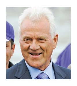 Magna Entertainment Corp. chairman Frank Stronach