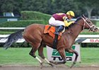 R Heat Lightning makes her 2011 racing debut in the Forward Gal Stakes at Gulfstream Park.