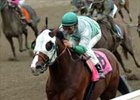 "Pomeroy wins the Forego Stakes.<br><a target=""blank"" href=""http://www.bloodhorse.com/horse-racing/photo-store?ref=http%3A%2F%2Fpictopia.com%2Fperl%2Fgal%3Fgallery_id%3D6823%26process%3Dgallery%26provider_id%3D368%26ptp_photo_id%3D533931%26sequencenum%3D%26page%3D"">Order This Photo</a>"