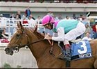 Sightseek, winning the Rampart Handicap.