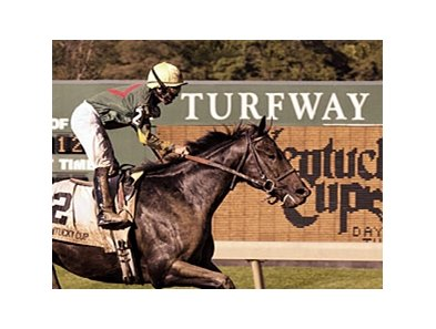 All five Kentucky Cup stakes will return to Turfway Park in September.