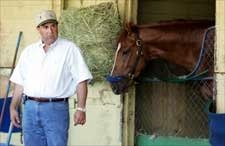 Sal Russo After 'Third' Belmont
