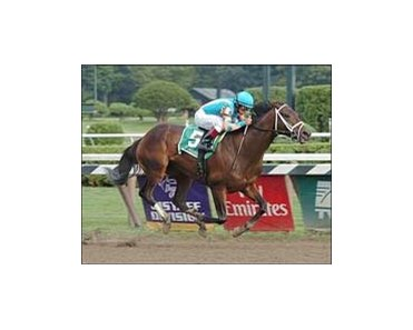 "Fleet Indian, shown winning the Personal Ensign Stakes, will be honored on August 1st. <br><a target=""blank"" href=""http://www.bloodhorse.com/horse-racing/photo-store?ref=http%3A%2F%2Fpictopia.com%2Fperl%2Fgal%3Fprovider_id%3D368%26ptp_photo_id%3D503272%26ref%3Dstory"">Order This Photo</a>"
