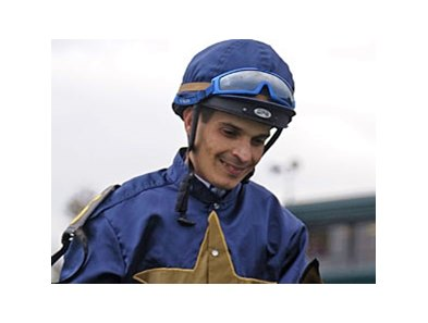 Jockey Willie Martinez