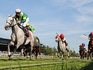 Musketier Repeats in Keeneland's Elkhorn