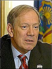 Pataki Proposes $250 Million Franchise Fee for New York Tracks