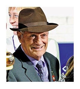 Trainer Roger Attfield
