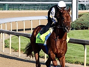 Dortmund at Churchill Downs 4.29.15.