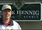 Hennig Keeps His Options Open With Three-Horse Oaks Entry