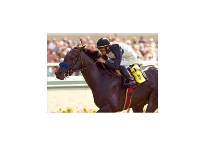 "Crossing The Line makes his mark in Del Mar Mile.<br><a target=""blank"" href=""http://www.bloodhorse.com/horse-racing/photo-store?ref=http%3A%2F%2Fpictopia.com%2Fperl%2Fgal%3Fprovider_id%3D368%26ptp_photo_id%3D2052291%26ref%3Dstory"">Order This Photo</a>"