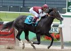 Songster Hums Winning Tune in Woody Stephens