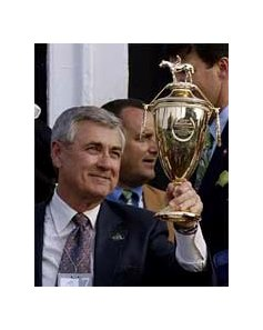 "Derby winning trainer Carl Nafzger will be the featured guest on HRTV's ""Across The Board"" show May 17."