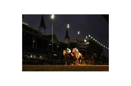 Eclipse Award-winning photo for 2010