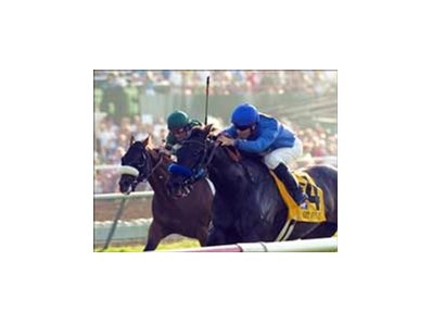 2006 Del Mar Derby winner Get Funky heads field in Inglewood Handicap