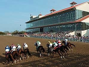 Fair Grounds Meet Coverage on HRTV
