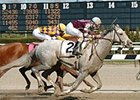 Wood Memorial winner Tapit may run in the Haskell.