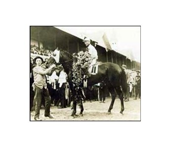 1923 Derby winner Zev.