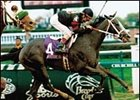 Champion Macho Uno Out of Derby Picture