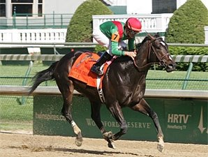 Unbeaten Hull Joins Preakness Cast