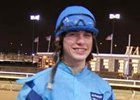 Jockey Tim Thornton just won his first riding title in spite of many injuries.